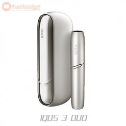Iqos 3 Duo Moonlight Silver